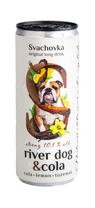 River Dog & Cola Strong 10,1% alk. 250ml
