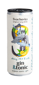 Gin & Tonic Strong 10,1% alk. 250ml