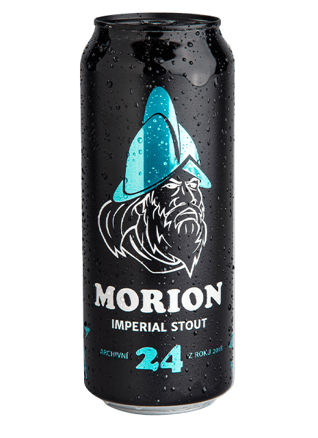 Albrecht Morion Imperial Stout 24