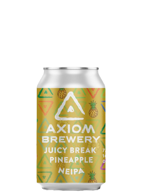 Axiom Juicy Break NEIPA 16 330ml