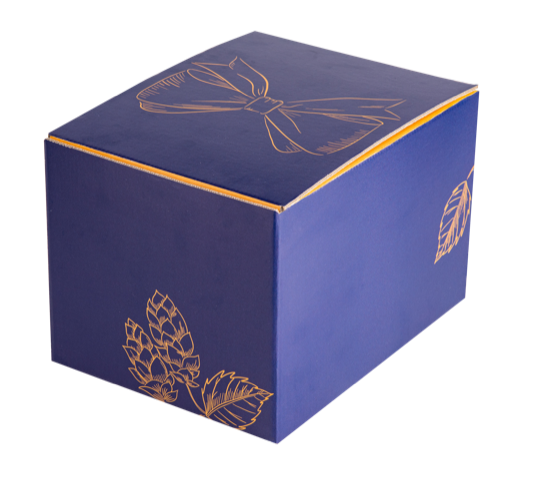 Gift box for 12 cans of 500ml
