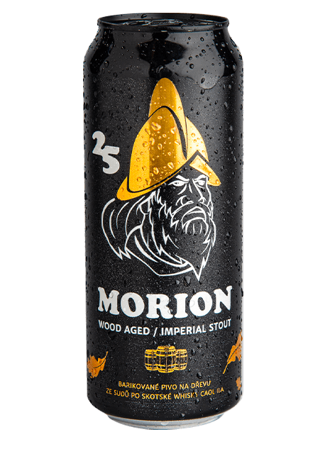 Albrecht Morion Wood aged Imperial Stout 25