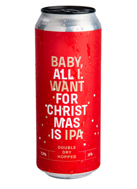 Falkon Baby, all I want for Christmas is IPA 17
