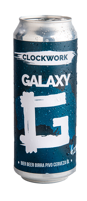 Clock ClockWork Galaxy NEIPA 15