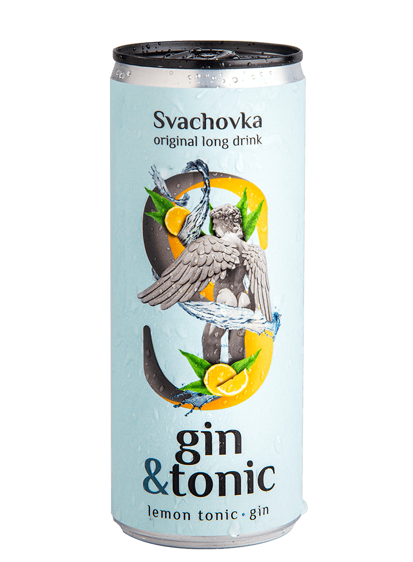 Gin & Tonic Waxwing 7,2% alk. 250ml